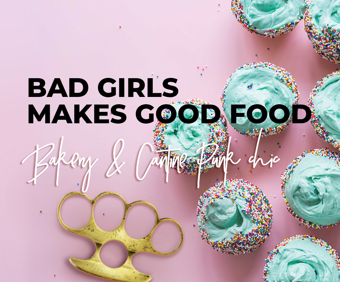 Bad Girls Good Cakes